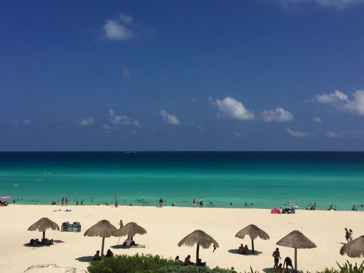cancun-plage-mexique-larchivoyageuse
