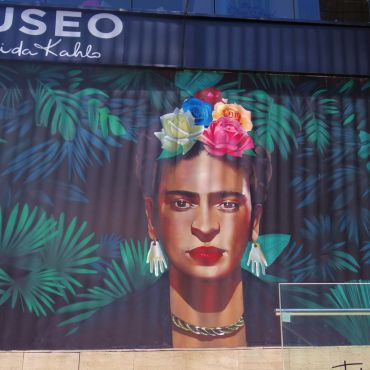 frida-kahlo-playa-del-carmen-mexique-larchivoyageuse